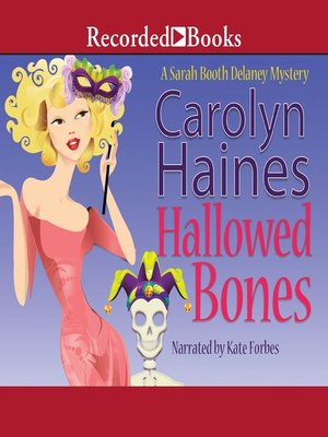 cover image of Hallowed Bones