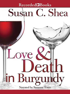 cover image of Love & Death in Burgundy