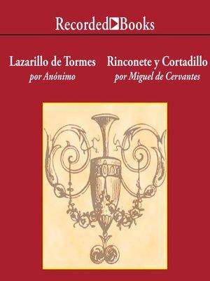 cover image of El Lazarillo de Tormes/ Rinconete y Cortadillo