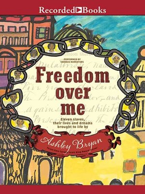 cover image of Freedom Over Me