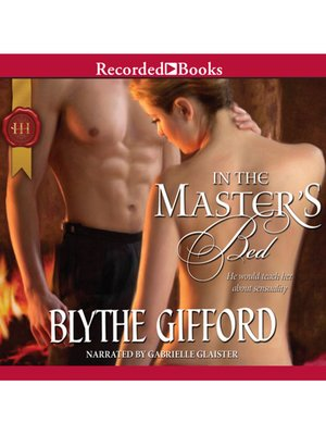 cover image of In the Master's Bed