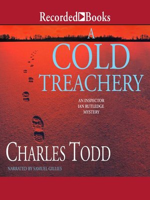 cover image of A Cold Treachery
