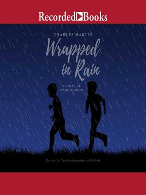 cover image of Wrapped in Rain