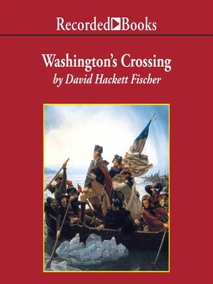 cover image of Washington's Crossing