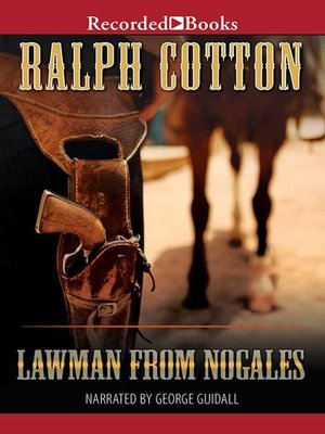 cover image of Lawman from Nogales