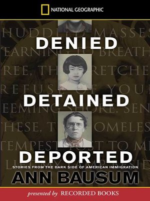 cover image of Denied, Detained, Deported