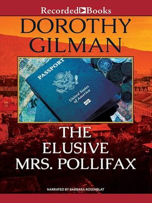 cover image of The Elusive Mrs. Pollifax
