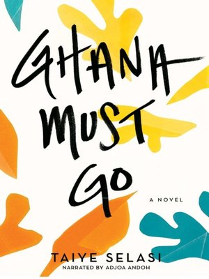 cover image of Ghana Must Go