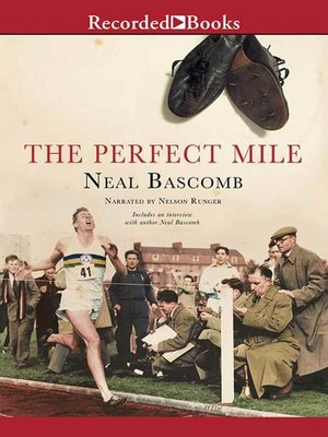 cover image of The Perfect Mile