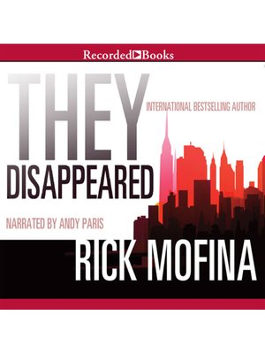 cover image of They Disappeared