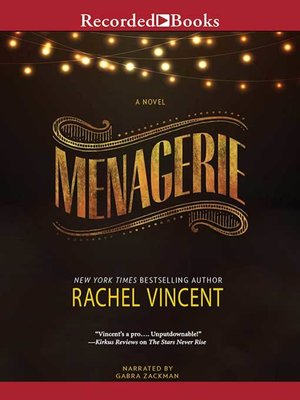 cover image of Menagerie