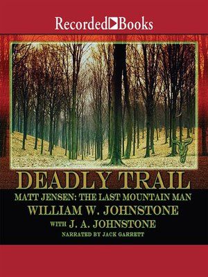 cover image of Deadly Trail
