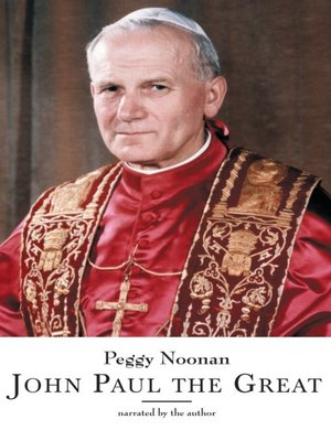 cover image of John Paul the Great