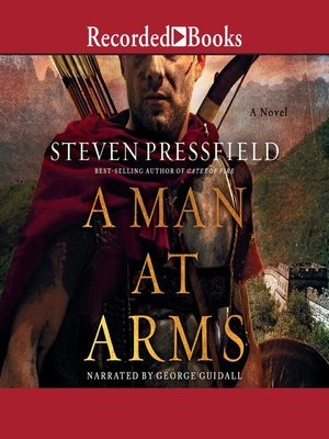 cover image of A Man at Arms