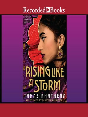 cover image of Rising Like a Storm