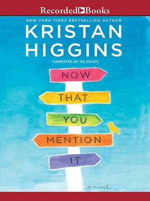 cover image of Now That You Mention It