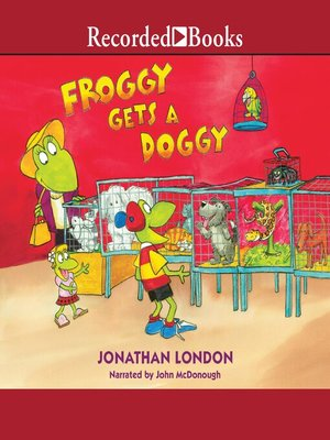 cover image of Froggy Gets a Doggy