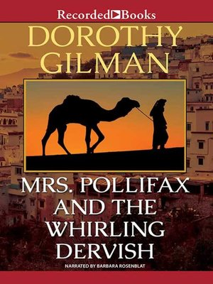 cover image of Mrs. Pollifax and the Whirling Dervish