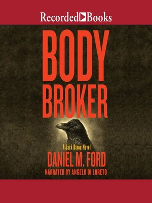 cover image of Body Broker