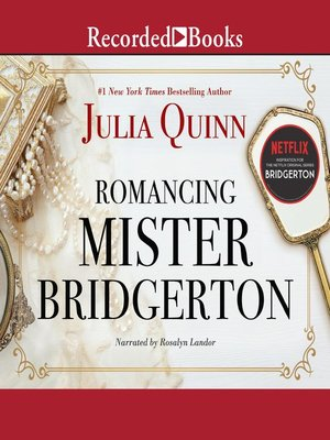 cover image of Romancing Mister Bridgerton