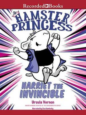 cover image of Harriet the Invincible