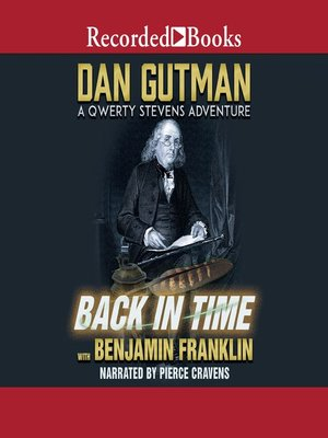 cover image of Back in Time with Benjamin Franklin