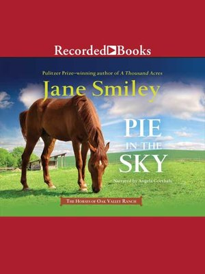 cover image of Pie in the Sky