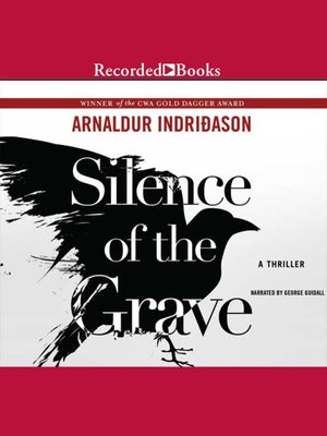 cover image of Silence of the Grave