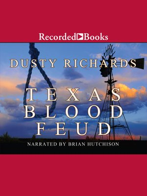 cover image of Texas Blood Feud