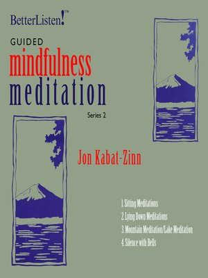 cover image of Guided Mindfulness Meditation Series 2