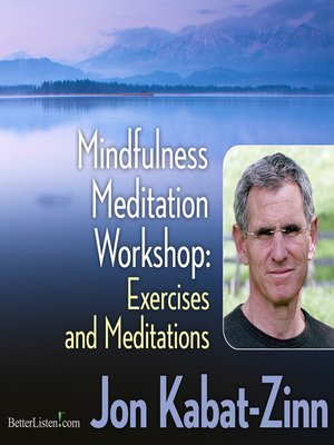 cover image of Mindfulness Meditation Workshop