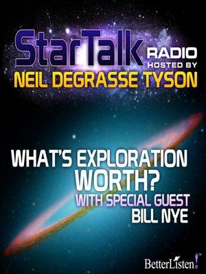 cover image of Star Talk Radio, Season 1 Episode 12