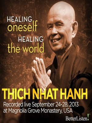 cover image of Healing Oneself, Healing the World