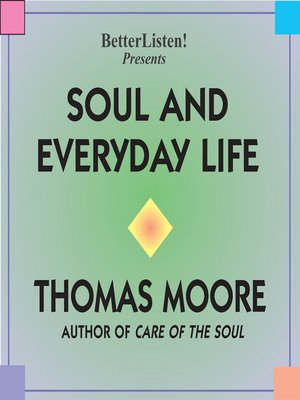 cover image of Soul and Everyday Life