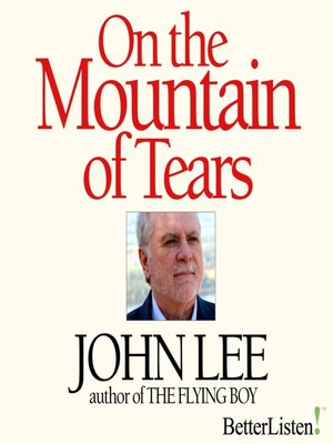 cover image of On the Mountain of Tears
