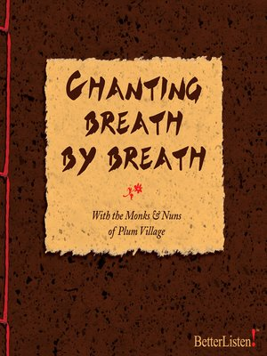 cover image of Chanting Breath by Breath