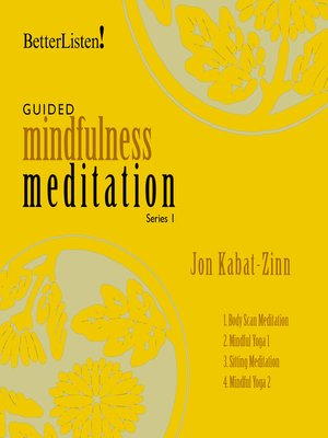 cover image of Guided Mindfulness Meditation Series 1