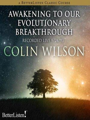 cover image of Awakening to our Evolutionary Breakthrough