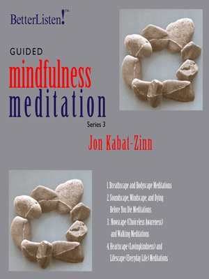 cover image of Guided Mindfulness Meditation Series 3