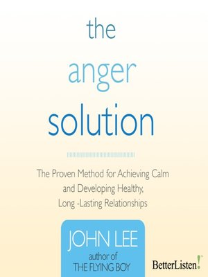 cover image of The Anger Solution