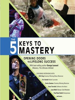 cover image of The Five Keys to Mastery