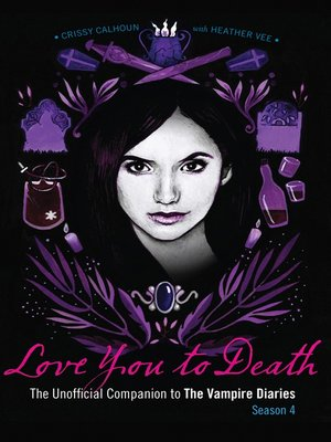 cover image of Love You to Death, Season 4