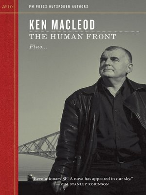 cover image of The Human Front