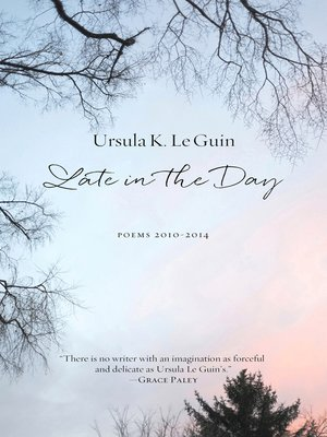 cover image of Late in the Day