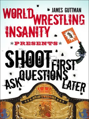 cover image of World Wrestling Insanity Presents