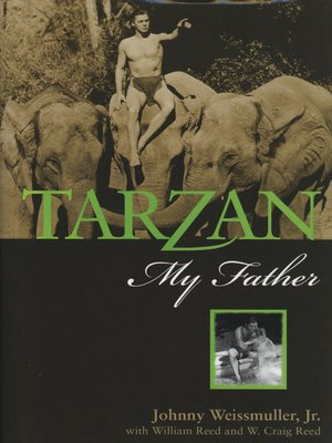 cover image of Tarzan, My Father