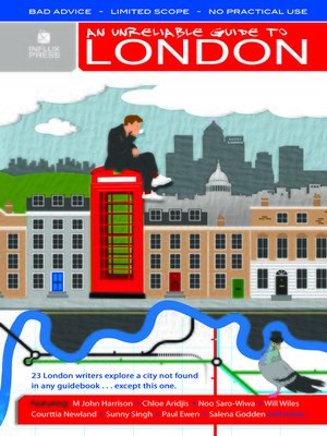 cover image of An Unreliable Guide to London