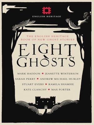 cover image of Eight Ghosts