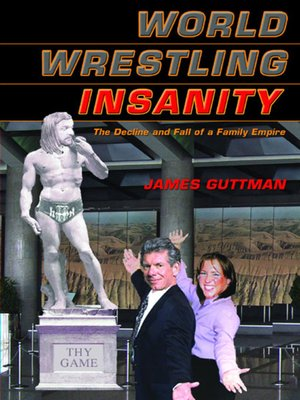 cover image of World Wrestling Insanity