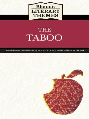 cover image of The Taboo